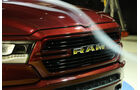 2019 Ram 1500 – wind tunnel profile
