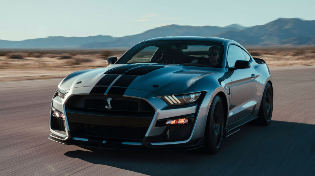 2020 Ford Mustang Shelby GT500 - Muscle Car