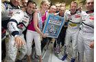 24h Le Mans 2010 Pedro Lamy Sebastien Bourdais Simon Pagenaud