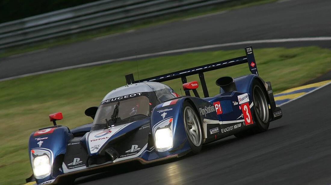24h Le Mans 2010 Peugeot 908 HDI FAP