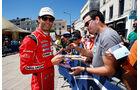 24h Le Mans 2015 - Scrutineering - Technische Abnahme - Porsche - Marc Webber