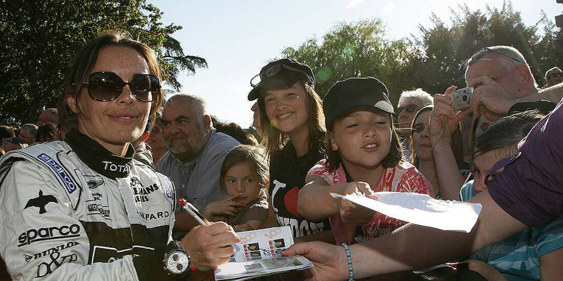24h Le Mans Vanina Ickx