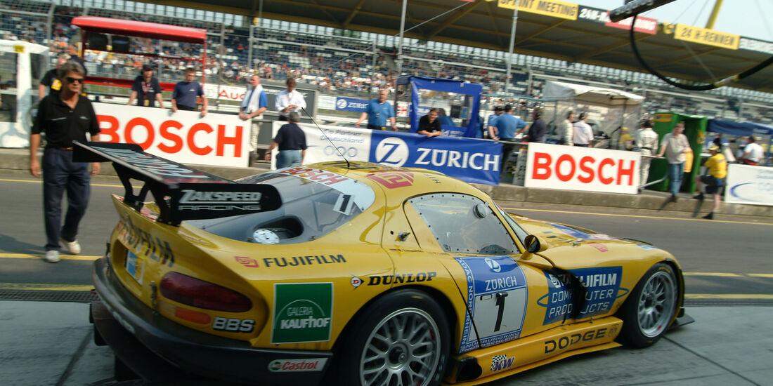 24h-Nürburgring, Impressionen Historie
