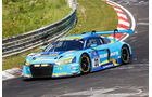 24h-Nürburgring - Nordschleife - Audi R8 LMS - Car Collection Motorsport - Klasse SP 9 - Startnummer #33
