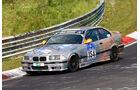 24h-Nürburgring - Nordschleife - BMW E36 M3 - Hofor Racing - Klasse V 5 - Startnummer #154