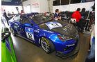 24h-Nürburgring - Nordschleife - Lexus ISF CCS-R - Ring Racing Sponsor: Novel - Klasse SP 8 - Startnummer #52