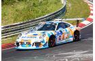 24h-Nürburgring - Nordschleife - Porsche 911 GT3 Cup - GetSpeed Performance - Klasse SP 7 - Startnummer #63