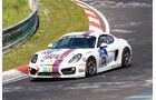 24h-Nürburgring - Nordschleife - Porsche Cayman S - Team Mathol Racing e. V. - Klasse V 6 - Startnummer #138