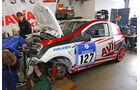 24h-Nürburgring - Nordschleife - Renault Clio RS Cup - aufkleben.de - Motorsport - Klasse SP 3- Startnummer #127
