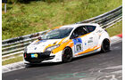24h-Nürburgring - Nordschleife - Renault Megane RS - rent2Drive-racing - Klasse V 2T - Startnummer #176