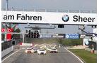 24h Rennen 2012 Chronologie