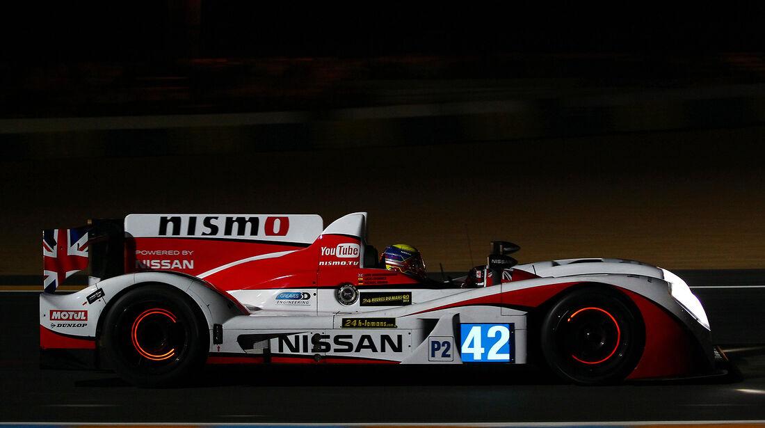 24h-Rennen Le Mans 2013, #42