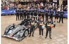 24h-Rennen LeMans 2012,Oreca 03 - Nissan, No.26, LMP2