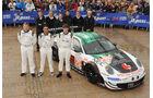 24h-Rennen LeMans 2012,Porsche 911 RSR (997), No.75, LMGTE Am