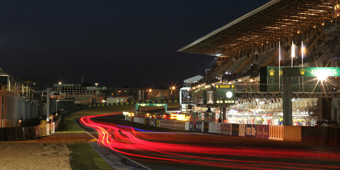 24h-Rennen LeMans 2012