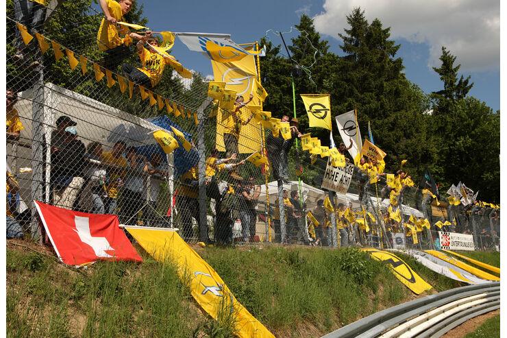 24h Rennen Nürburgring 2009 Fans