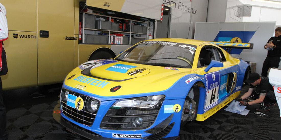 24h Rennen Nürburgring 2011 Audi R8