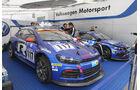 24h Rennen Nürburgring 2011 VW Scirocco