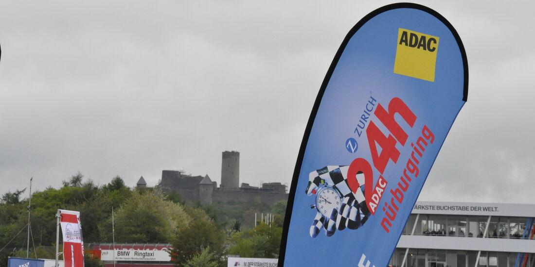 24h-Rennen Nürburgring 2013 - Atmosphäre Logo