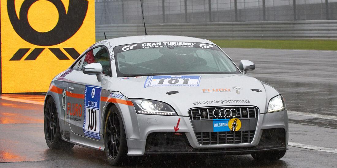 24h-Rennen Nürburgring 2013, Audi TT S , SP 3T, #101