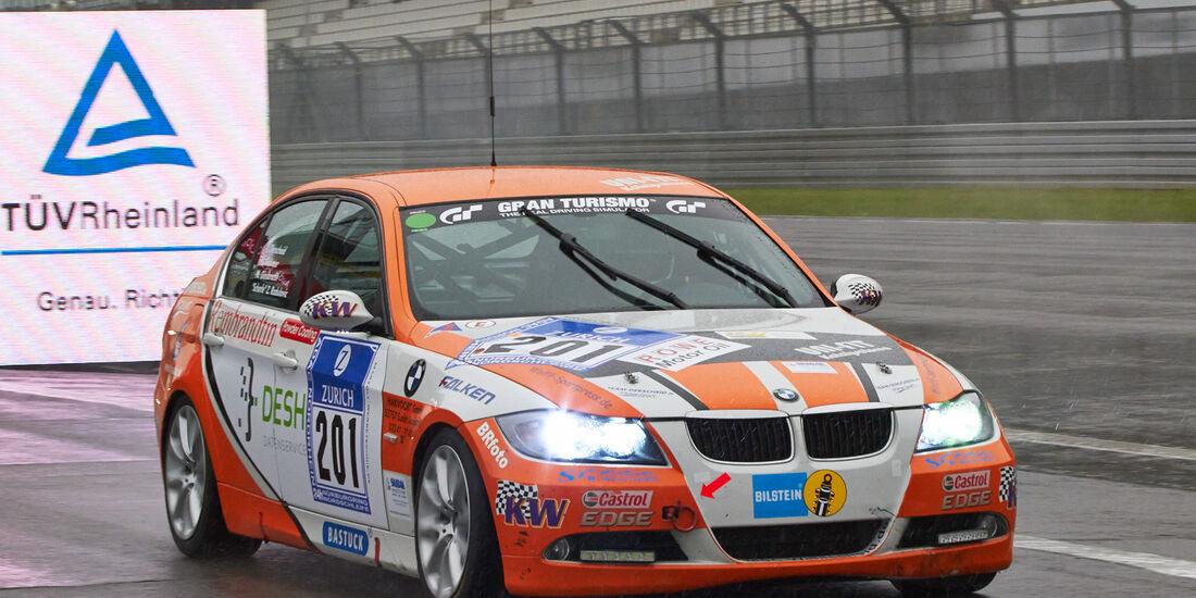 24h-Rennen Nürburgring 2013, BMW 325i , V4, #201