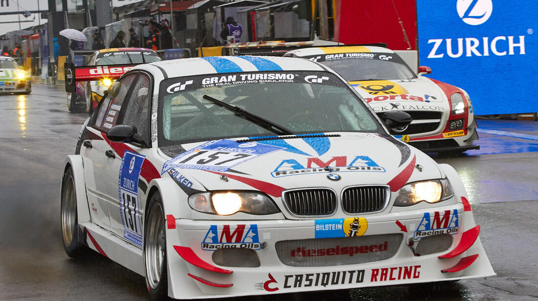 24h-Rennen Nürburgring 2013, BMW 335d , D1T + D3T, #157