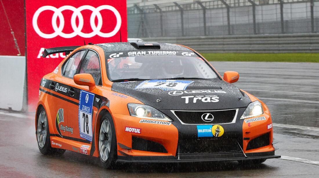 24h-Rennen Nürburgring 2013, Lexus IS F , SP 8, #78