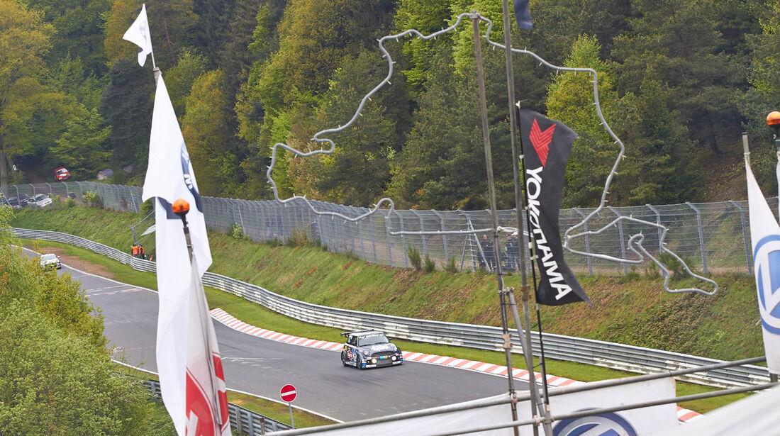 24h-Rennen Nürburgring 2013, MINI Cooper JCW , SP 2T, #127