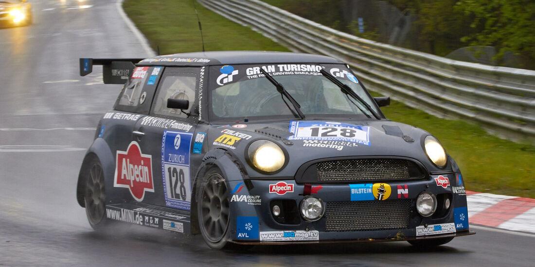 24h-Rennen Nürburgring 2013, MINI Cooper JCW , SP 2T, #128