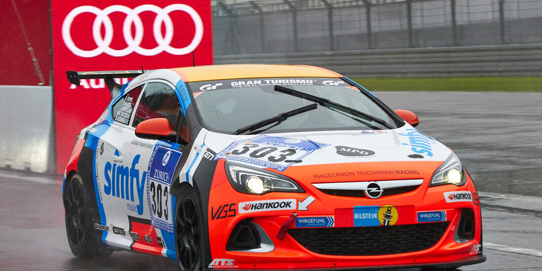 24h-Rennen Nürburgring 2013, Opel Astra OPC Cup , Cup 1, #303