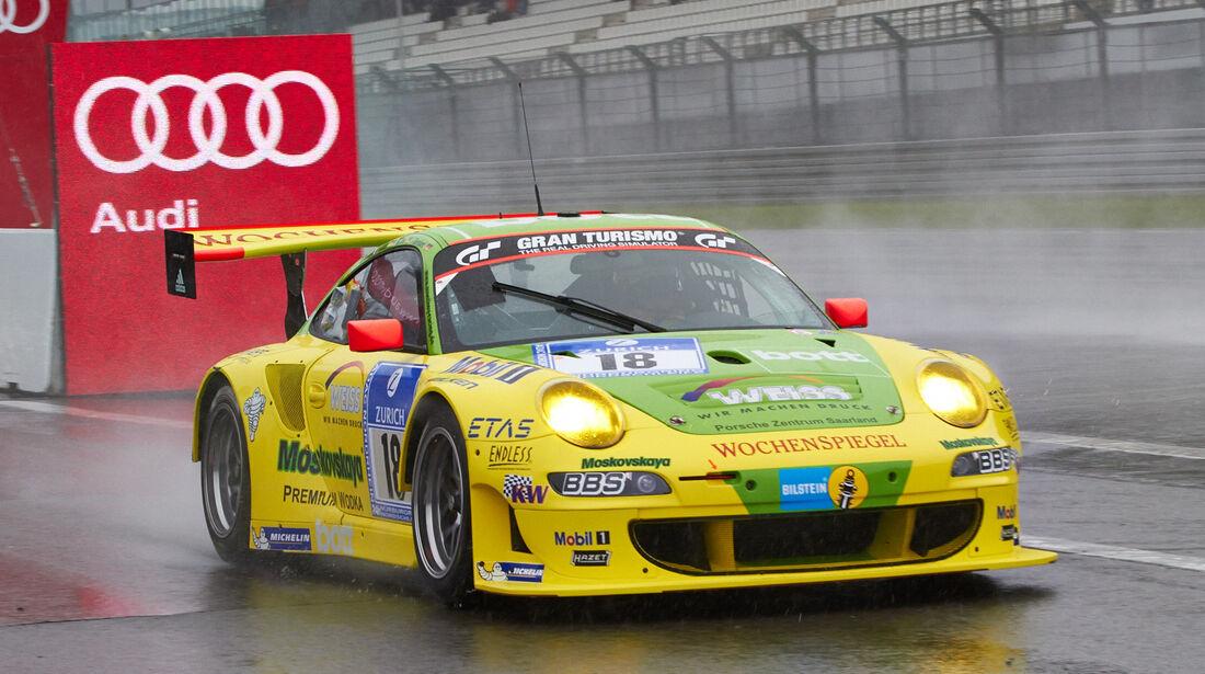 24h-Rennen Nürburgring 2013, Porsche 911 GT3 RSR , SP 7, #18