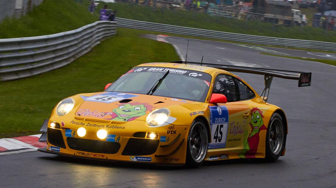 24h-Rennen Nürburgring 2013, Porsche 997 GT3 R , SP 9 GT3, #45
