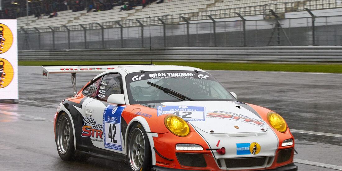 24h-Rennen Nürburgring 2013, Porsche 997 , SP 7, #42