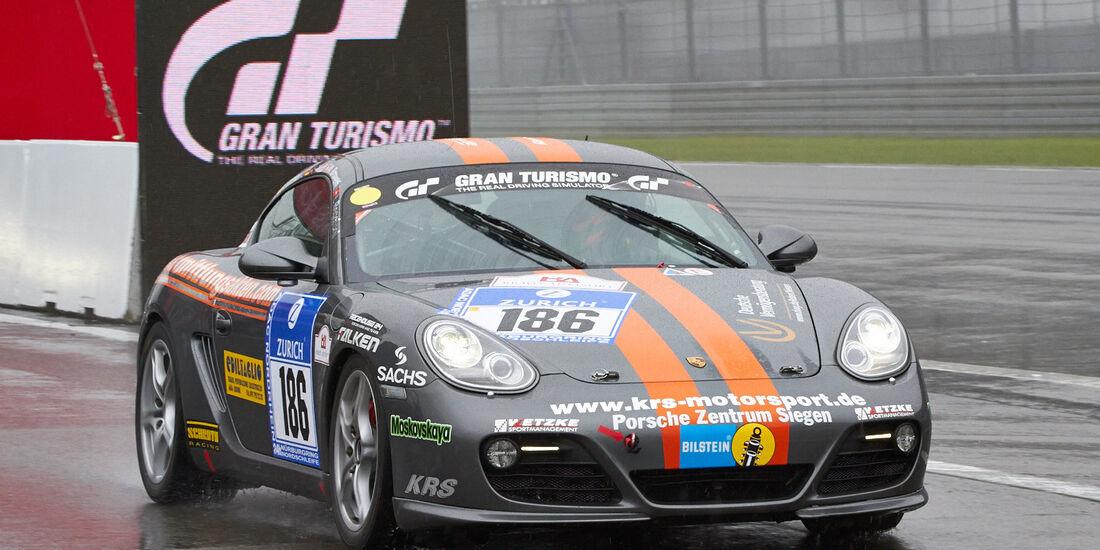 24h-Rennen Nürburgring 2013, Porsche Cayman , V5, #186