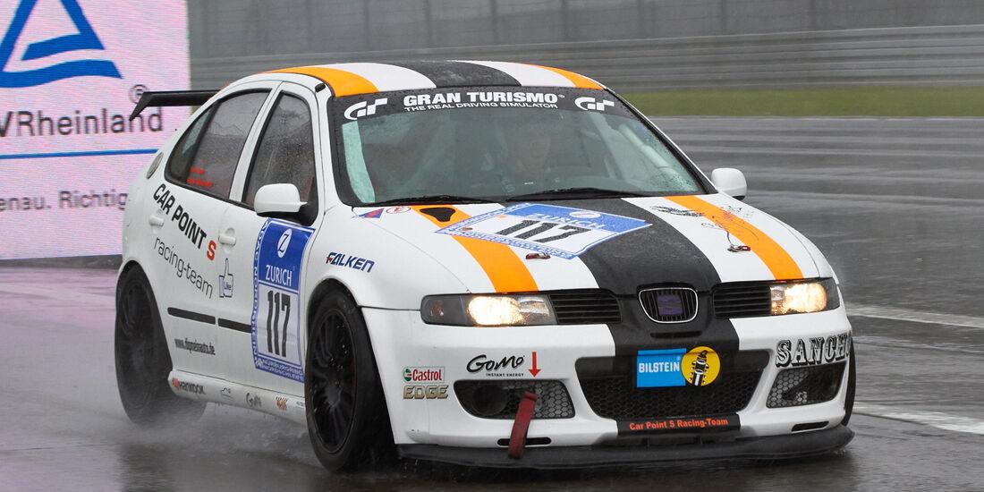 24h-Rennen Nürburgring 2013, Seat Leon Supercopa , SP 3T, #117