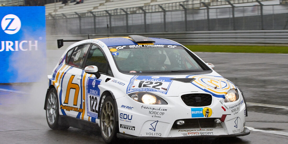 24h-Rennen Nürburgring 2013, Seat Leon Supercopa , SP 3T, #122