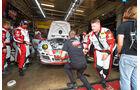 24h-Rennen Nürburgring 2014 - Unfälle - Porsche GT3 R