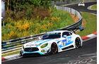 24h-Rennen Nürburgring 2017 - Nordschleife - Startnummer 1 - Mercedes-AMG GT3 - Mercedes-AMG Team Black Falcon - Klasse SP 9