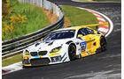 24h-Rennen Nürburgring 2017 - Nordschleife - Startnummer 100 - BMW M6 GT 3 - Walkenhorst Motorsport - Klasse SP 9