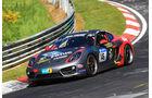 24h-Rennen Nürburgring 2017 - Nordschleife - Startnummer 146 - Porsche Cayman 981 - ADAC Team Weser Ems e.V. - Klasse V 5