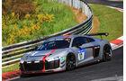 24h-Rennen Nürburgring 2017 - Nordschleife - Startnummer 17 - Audi R8 LMS GT4 - Audi Sport Team Phoenix - Klasse SP-X