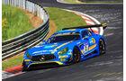 24h-Rennen Nürburgring 2017 - Nordschleife - Startnummer 3 - Mercedes-AMG GT3 - Mercedes-AMG Team Black Falcon - Klasse SP 9