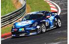 24h-Rennen Nürburgring 2017 - Nordschleife - Startnummer 301 - Porsche Cayman GT4 CS - Securtal Sorg Rennsport - Klasse Cup 3