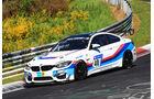 24h-Rennen Nürburgring 2017 - Nordschleife - Startnummer 40 - BMW M4 GT4 - Securtal Sorg Rennsport - Klasse SP 8T