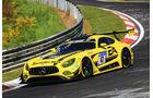 24h-Rennen Nürburgring 2017 - Nordschleife - Startnummer 47 - Mercedes-AMG GT3 - Mercedes-AMG Team HTP Motorsport - Klasse SP 9