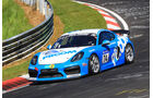 24h-Rennen Nürburgring 2017 - Nordschleife - Startnummer 74 - Porsche Cayman GT4 CS - Team Mathol Racing e.V. - Klasse SP 10