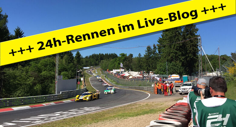 24h-Rennen Nürburgring 2017 - Nordschleife
