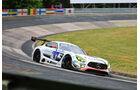 24h-Rennen Nürburgring 2018 - Nordschleife - Mercedes-AMG GT3 - Startnummer #16