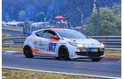 24h-Rennen Nürburgring 2018 - Nordschleife - Startnummer #165 - Renault Mégane RS - rent2drive-Familia-Racing - V2T