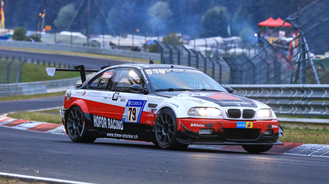 24h-Rennen Nürburgring 2018 - Nordschleife - Startnummer #79 - BMW M3 CSL - Hofor-Racing - SP6